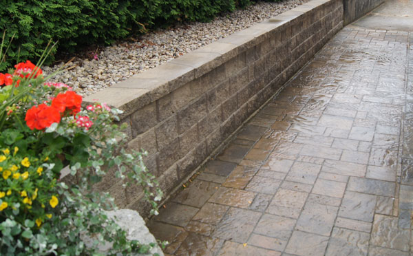 Shouldice Retaining Wall
