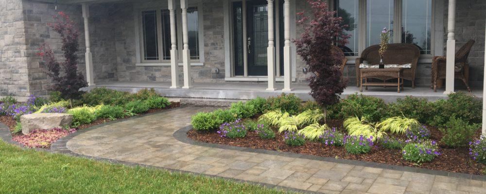 River's Edge Garden Centre by Paul Berberich Landscaping, Walkerto Ontario, Hanover Ontario, Grey County, Bruce County,front entrance